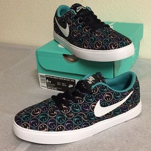 NIKE SB CHECK CNVS NK DAY (6Y) BOYS OR GIRLS SHOES
